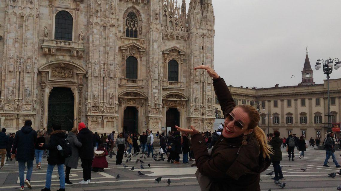 Un giorno a Milano..