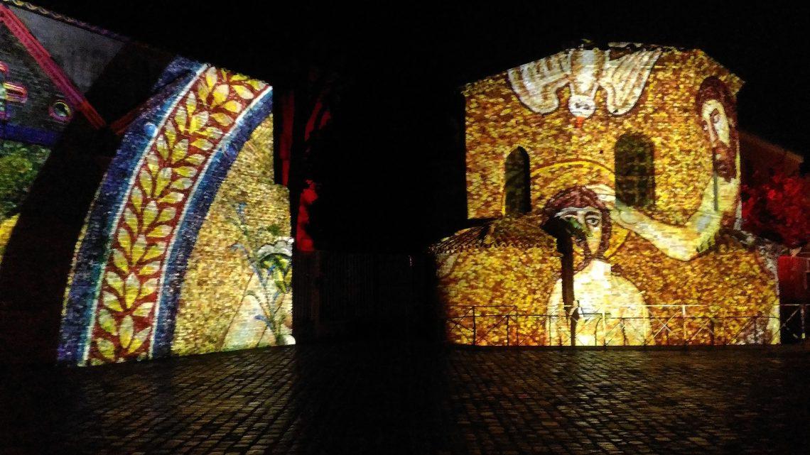 Le luci di Ravenna