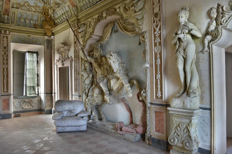 La villa del conte P. Emilia Romagna